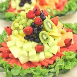 fruitplatt